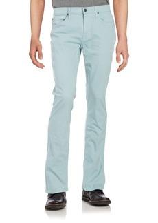 Joe's Jeans Brixton Slim Straight Twill Pants