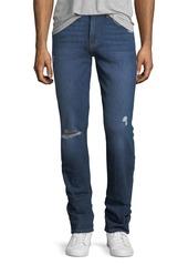Joe's Jeans Brixton Whiskered Denim Jeans