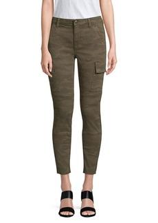 Joe's Jeans Camouflage Cargo Pants