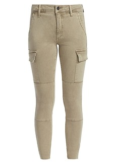 Joe's Jeans The Charlie High-Rise Cargo Ankle Skinny Jeans