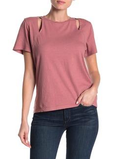 Joe's Jeans Carlisia Cutout T-Shirt