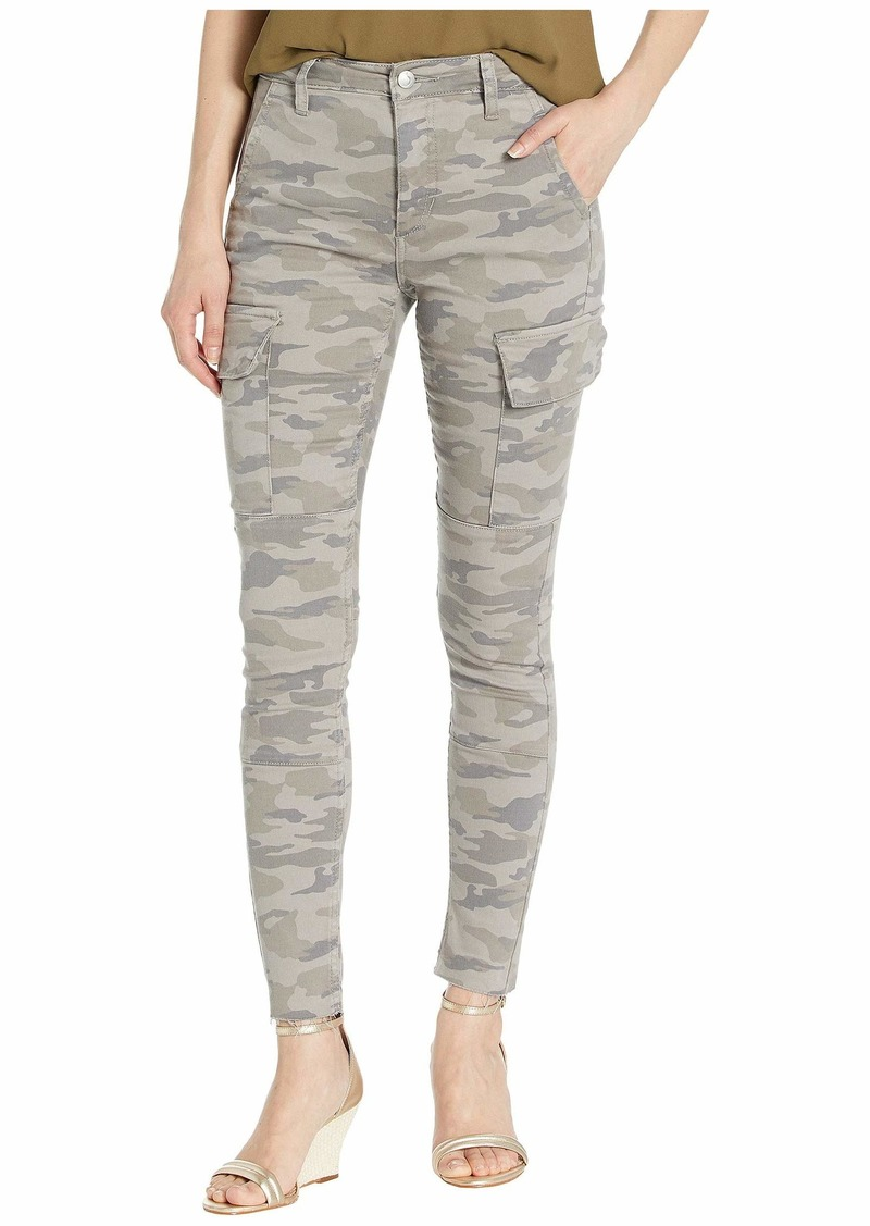 Joe's Jeans Charlie Ankle in Grey Camo