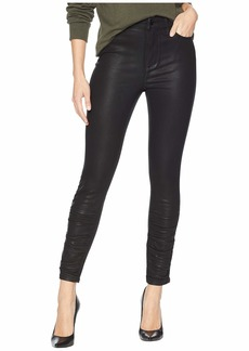 Joe's Jeans Charlie Ankle Stack Hem in Black