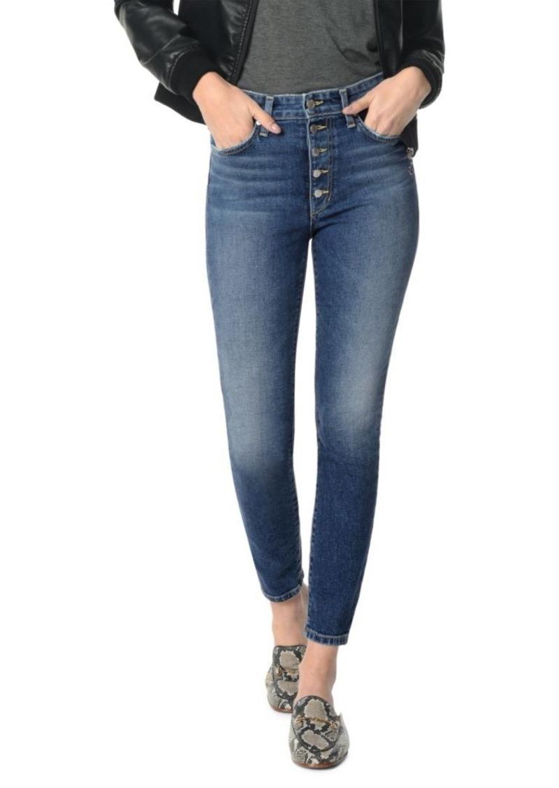 Joe's Jeans Charlie Buttoned Jeans