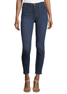 Joe's Jeans Charlie Cropped Whiskering Denim Jeans