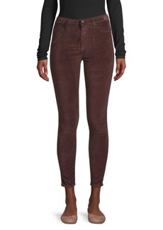 Joe's Jeans Charlie High Rise Ankle Jeans