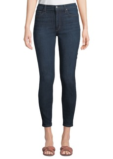 Joe's Jeans Charlie High-Rise Ankle Jeans