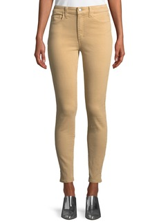 Joe's Jeans Charlie Mid-Rise Skinny Jeans