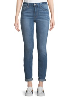 Joe's Jeans Charlie Rolled-Cuff Ankle Skinny Jeans