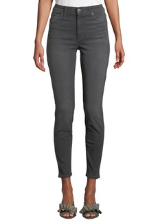 Joe's Jeans Charlie Skinny Ankle Jeans  Gray
