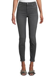 Joe's Jeans Charlie Skinny Ankle Jeans  Gray