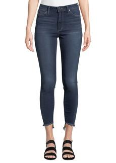 Joe's Jeans Charlie Skinny Step-Hem Ankle Jeans