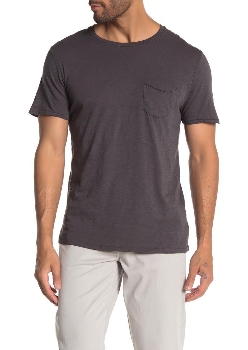 Joe's Jeans Chase Crew Neck Pocket T-Shirt