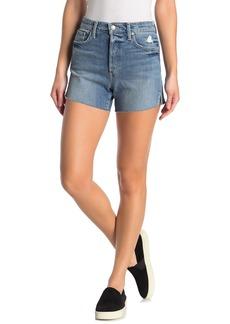 Joe's Jeans Cindy High Rise Denim Shorts