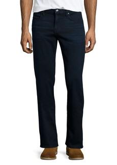 Joe's Jeans Classic Ledger Straight-Fit Jeans  Navy