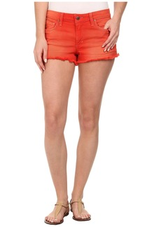 Joe's Jeans Collector's Edition Cut Off Shorts in Distressed Colors