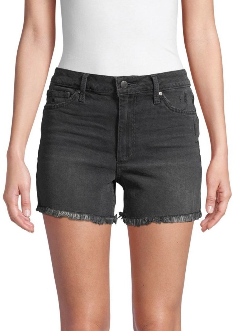 Joe's Jeans Constance High-Rise Denim Shorts