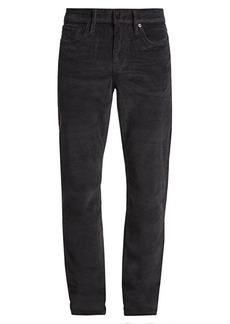 Joe's Jeans Corduroy Brixton Straight-Fit Pants