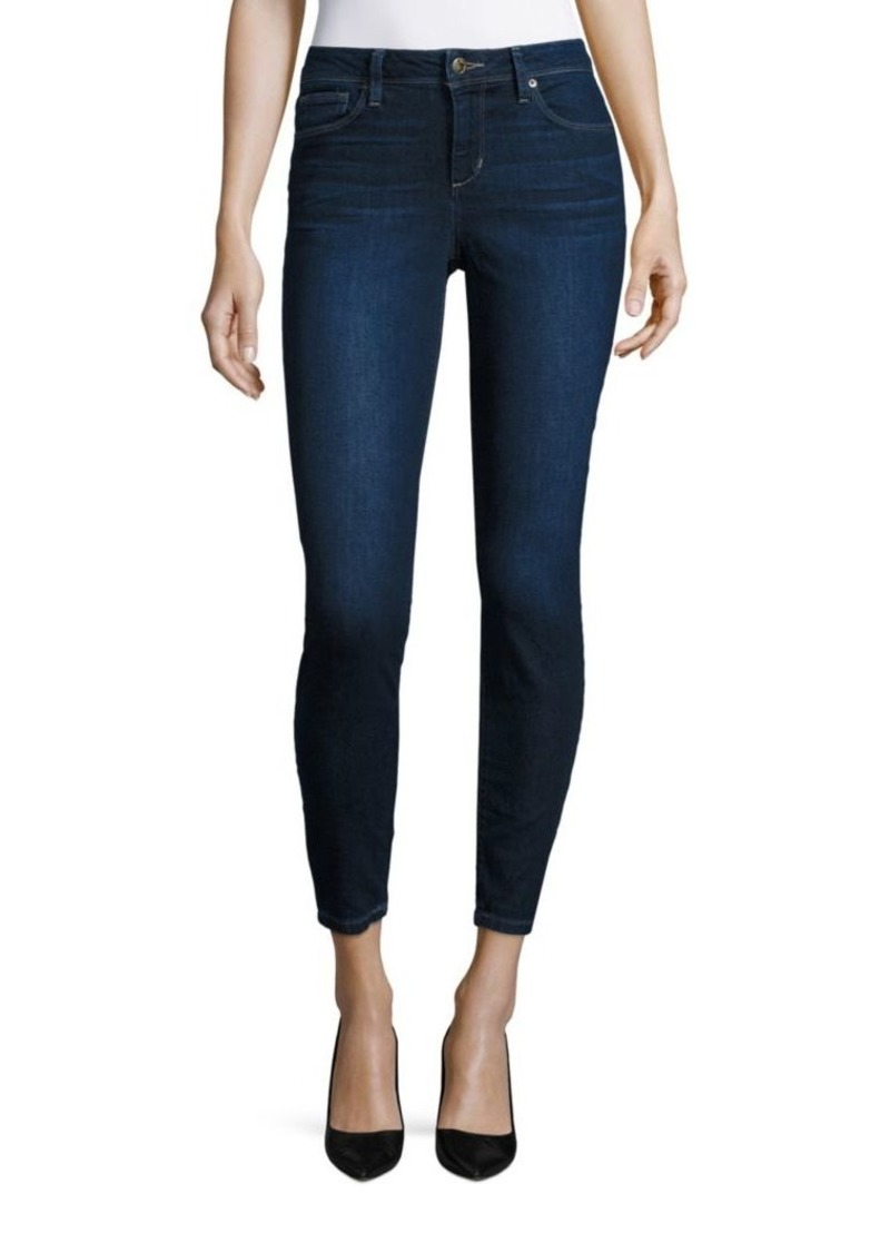 Joe's Jeans Cropped Five-Pocket Style Jeans