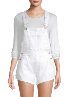 Joe's Jeans Cuffed Denim Shortall
