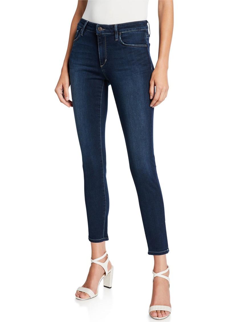 Joe's Jeans Curvy Skinny Cropped Jeans