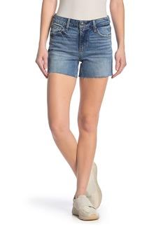 Joe's Jeans Cutoff Hem Denim Shorts