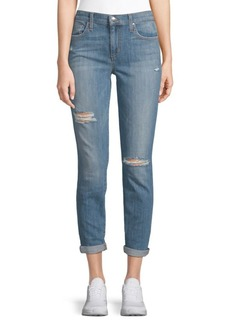Daria Cropped Skinny Jeans