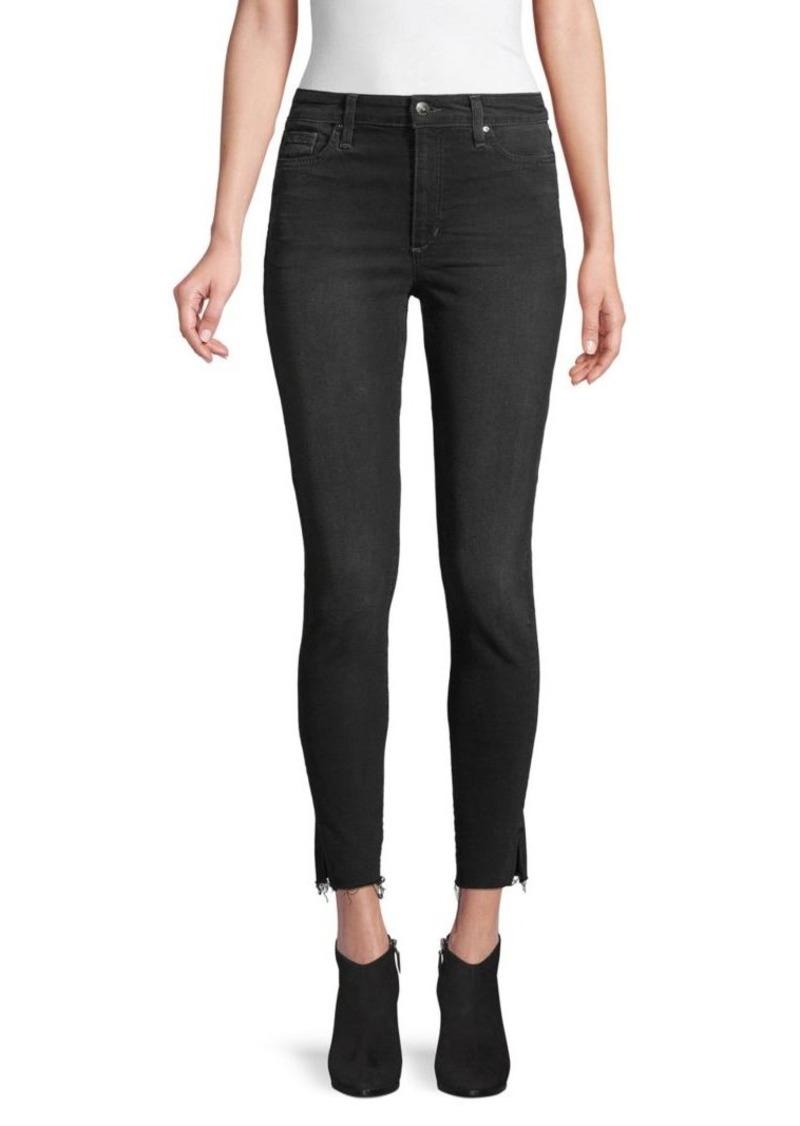 Joe's Jeans Deirdra High-Rise Skinny Ankle Jeans