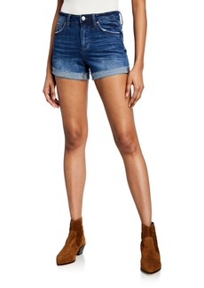 Joe's Jeans Denim Cutoff-Cuff Shorts