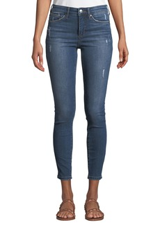 Joe's Jeans Distressed Skinny Ankle Jeans