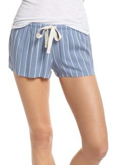 Joe's Jeans Poplin Pajama Shorts