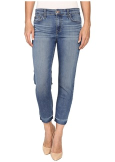 Joe's Jeans Eco Friendly Ex Lover Straight Crop in Dela