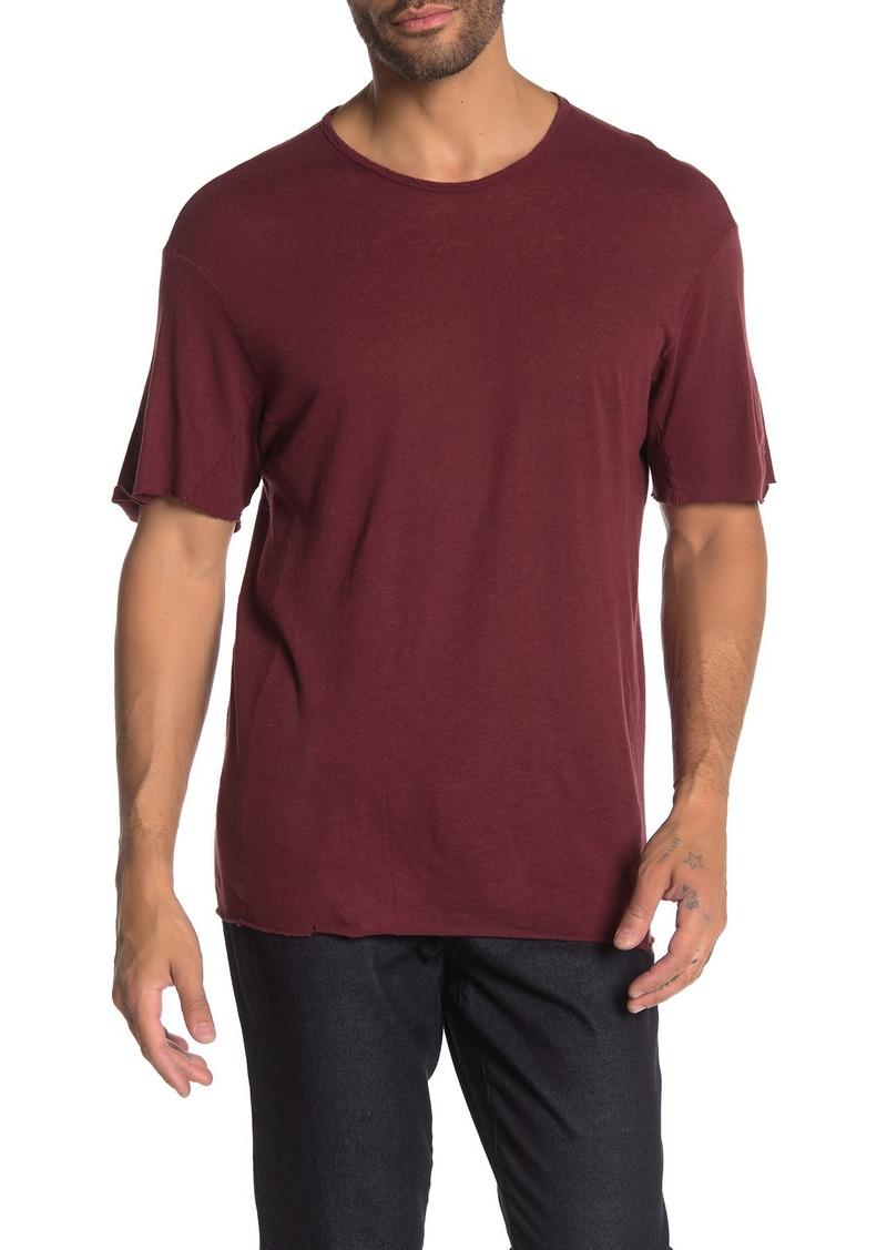 Joe's Jeans Engineered Short Sleeve T-Shirt