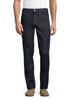 Joe's Jeans Five-Pocket Buttoned Jeans