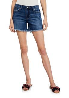Joe's Jeans Frayed Denim Shorts