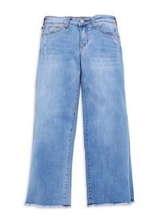 Joe's Jeans Girl's The Charlie Roadside Wide-Leg Skinny Jeans