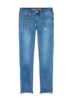 Joe's Jeans Girl's The Luna Ankle Skinny Jeans