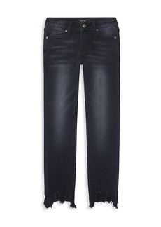Joe's Jeans Girl's The Rockstar Ankle Jeans