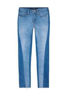 Joe's Jeans Girl's The Serenity Two-Toned Skinny Jeans