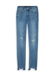 Joe's Jeans Girl's The Tessa Distressed Ankle Jeans