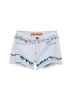 Joe's Jeans Girl's Tie-Dye Denim Shorts