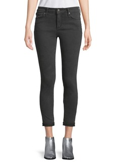 Halley Markie Cropped Skinny Jeans