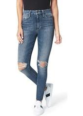 Joe's Jeans Hi Honey Skinny Ankle Cut Hem Jeans in Bellflower