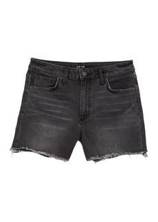 Joe's Jeans High Rise 4 Cut-Off Shorts