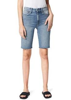 Joe's Jeans High-Rise Bermuda Shorts in Wanderer