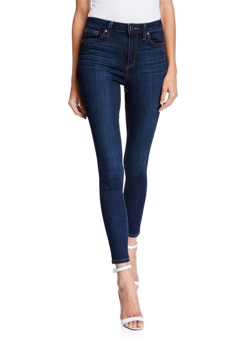 Joe's Jeans High-Rise Skinny Ankle Jeans