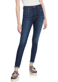 Joe's Jeans High-Rise Skinny Ankle Markie Jeans