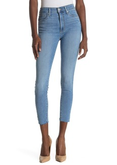 Joe's Jeans High Rise Skinny Crop Jeans