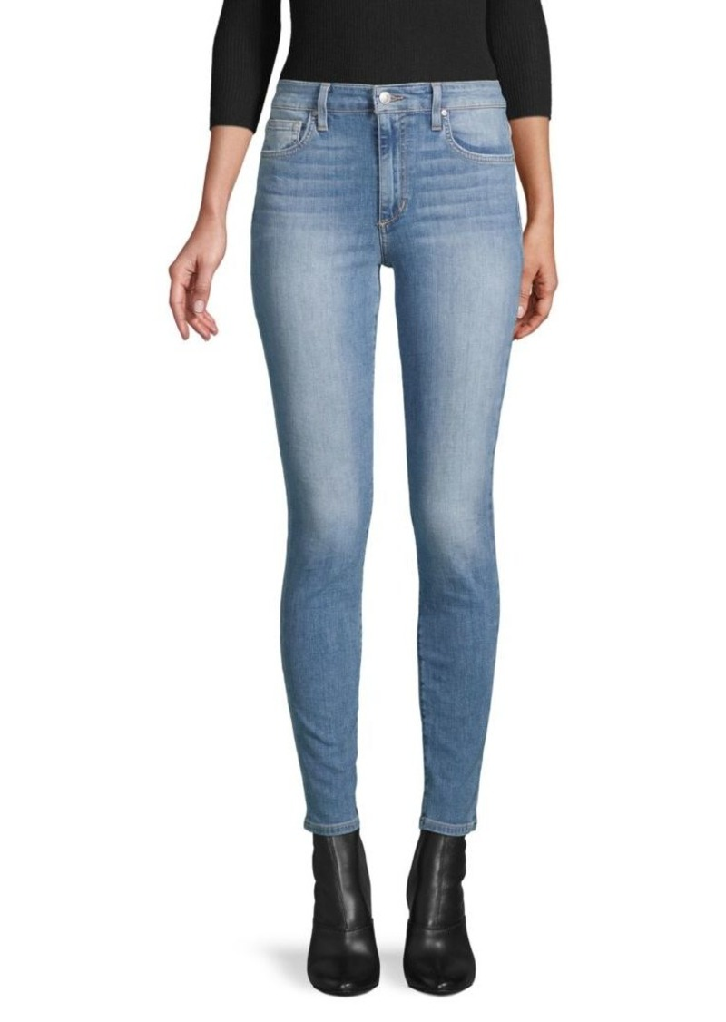 Joe's Jeans High-Rise Skinny Jeans