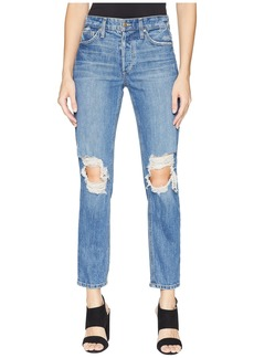 Joe's Jeans High-Rise Smith Ankle in Lannah